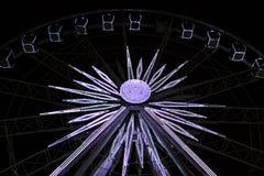 The Ferris Wheel of Cape Town Stock Photo
