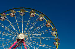 Ferris Wheel at Carnival Stock Photography