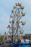 Ferris Wheel Carnival Ride Royaltyfria Bilder