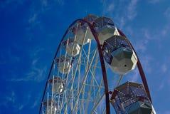Ferris Wheel Carnival Ride fotografia de stock royalty free