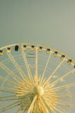 Ferris Wheel at a Carnival Stock Photography