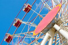 Ferris wheel carousel Royalty Free Stock Photography