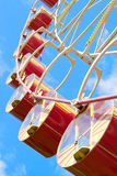 Ferris wheel carousel Royalty Free Stock Images
