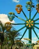 Ferris Wheel chez Lion Country Safari image libre de droits