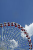 Ferris Wheel- Chicago Stock Photos