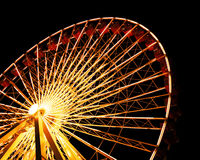 Ferris Wheel at Chicago's Navy Pier Stock Image