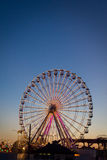 Ferris Wheel, cidade do oceano, NJ Fotografia de Stock Royalty Free