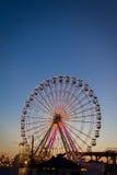 Ferris Wheel, città dell'oceano, NJ Fotografia Stock Libera da Diritti