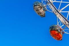 ferris wheel of the city Stock Image