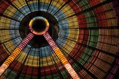 Ferris wheel close up Stock Image