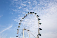 Ferris wheel close up Royalty Free Stock Photography