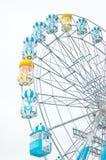 Ferris wheel. Close up of colorful Ferris wheel Royalty Free Stock Photos