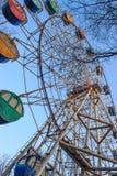 The ferris wheel Stock Photography