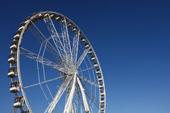 Ferris Wheel at the Concorde in Paris France Royalty Free Stock Images
