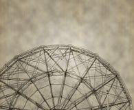 Ferris Wheel d'annata Fotografia Stock