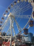 Ferris wheel at Darling Harbour Stock Images