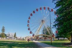 Ferris Wheel de Fremantle Photo libre de droits