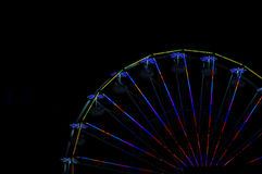 Ferris wheel. At Del Mar Fair 2016 Stock Photo
