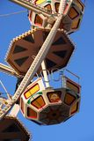 Ferris wheel detail Royalty Free Stock Photos