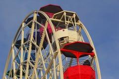 Ferris wheel detail Stock Photos