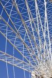 Ferris Wheel (details) royalty free stock photos