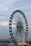 Ferris wheel at dusk, Brighton Stock Photos