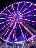 Ferris Wheel en el carnaval Fotografía de archivo