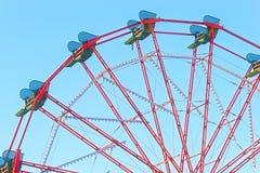 Ferris Wheel en el parque del West End Foto de archivo