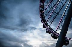 Ferris Wheel en Seattle Washington Imágenes de archivo libres de regalías