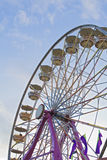 Ferris-wheel at the fair Royalty Free Stock Photography