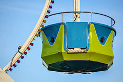 Ferris Wheel Fair Ride Royalty Free Stock Image