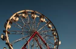Ferris wheel at a fair Royalty Free Stock Photos
