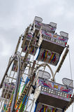 Ferris Wheel at the Fair Royalty Free Stock Photography