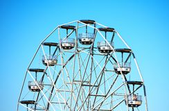 Ferris wheel. Royalty Free Stock Photography