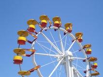 Ferris wheel. Fixed ferris wheel in Tineretului park in Bucharest Stock Images