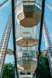 Ferris Wheel In Fun Park imagen de archivo libre de regalías