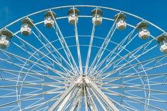 Ferris Wheel In Fun Park fotos de archivo