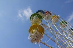 Ferris wheel in Gelendzhik Stock Images