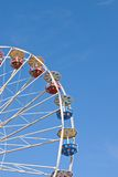Ferris wheel gondola carriages Royalty Free Stock Image