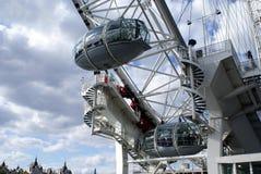 Ferris Wheel Grande rotella Rotella di osservazione Rotella gigante Immagini Stock