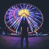 Ferris Wheel image stock