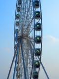 Ferris Wheel - Guayaquil Promenade, Equador. Tourist Attraction - Fun Ferris wheel on the promenade in Guayaquil, Ecuador Royalty Free Stock Photo