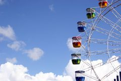 Ferris Wheel 5 Royalty Free Stock Photography
