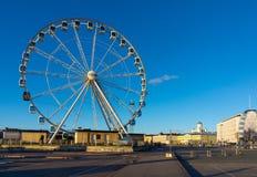 Ferris wheel in the Helsinki Royalty Free Stock Photography