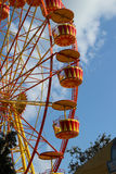 Ferris wheel. A huge Ferris wheel to explore the surrounding area Stock Images