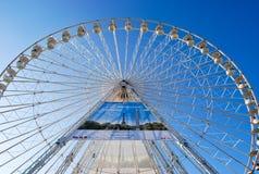 Ferris Wheel i Paris Royaltyfri Bild