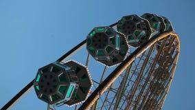 Ferris Wheel III stock footage