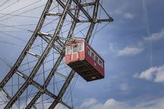 Ferris Wheel im Prater Stockfoto