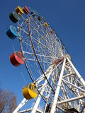 Ferris wheel in JiNan Royalty Free Stock Image
