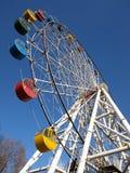 Ferris wheel in JiNan royalty free stock image